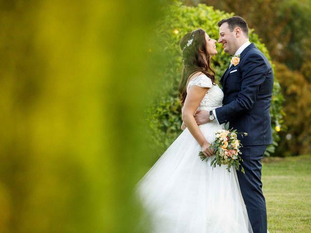 Il matrimonio di Matteo e Lisa a Monticelli Brusati, Brescia 7
