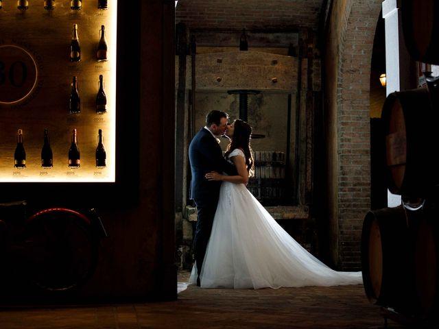 Il matrimonio di Matteo e Lisa a Monticelli Brusati, Brescia 9