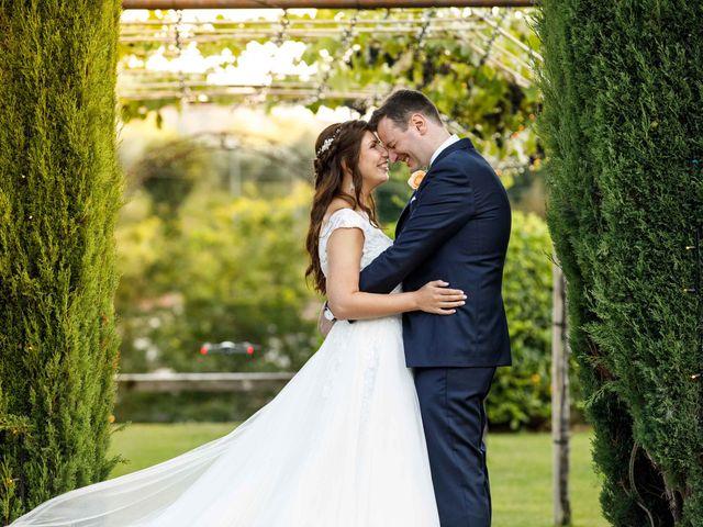 Il matrimonio di Matteo e Lisa a Monticelli Brusati, Brescia 11