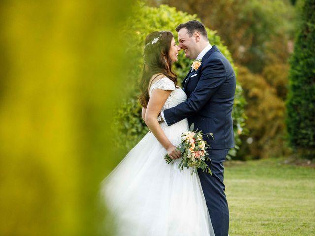 Il matrimonio di Matteo e Lisa a Monticelli Brusati, Brescia 13