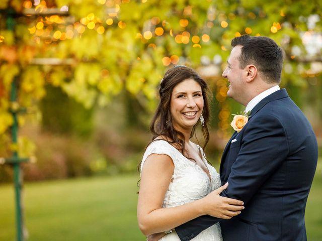 Il matrimonio di Matteo e Lisa a Monticelli Brusati, Brescia 16