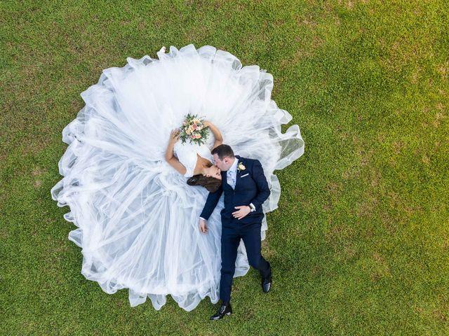 Il matrimonio di Matteo e Lisa a Monticelli Brusati, Brescia 17