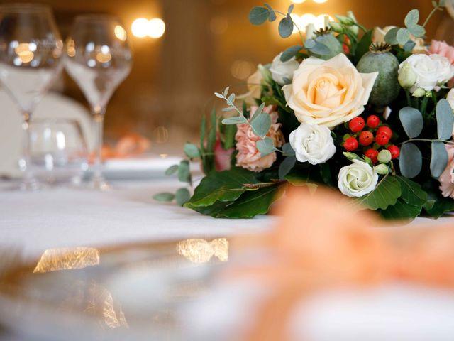 Il matrimonio di Matteo e Lisa a Monticelli Brusati, Brescia 43