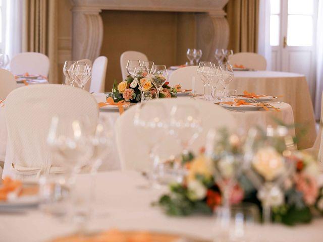 Il matrimonio di Matteo e Lisa a Monticelli Brusati, Brescia 46