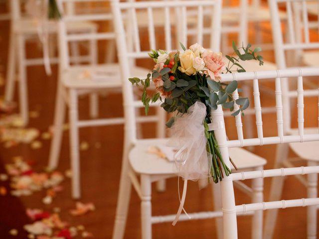 Il matrimonio di Matteo e Lisa a Monticelli Brusati, Brescia 49