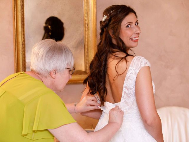 Il matrimonio di Matteo e Lisa a Monticelli Brusati, Brescia 53