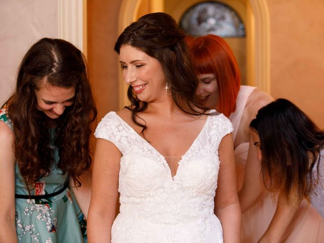 Il matrimonio di Matteo e Lisa a Monticelli Brusati, Brescia 58