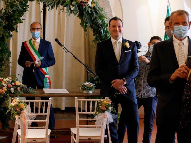 Il matrimonio di Matteo e Lisa a Monticelli Brusati, Brescia 59