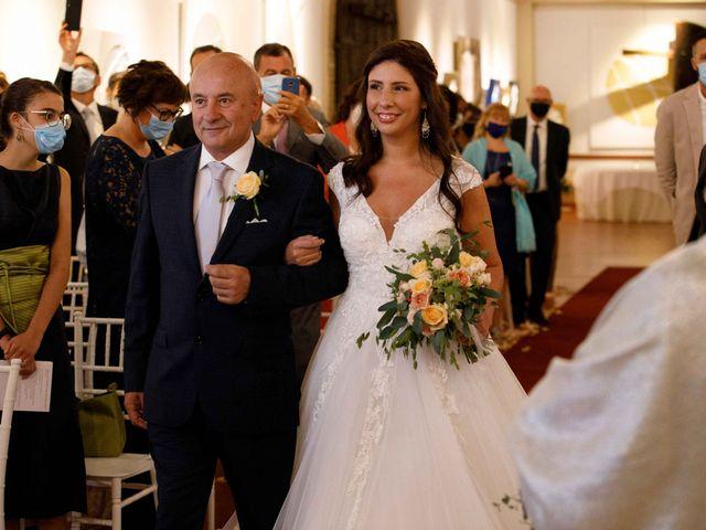 Il matrimonio di Matteo e Lisa a Monticelli Brusati, Brescia 60