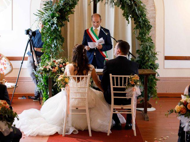 Il matrimonio di Matteo e Lisa a Monticelli Brusati, Brescia 62