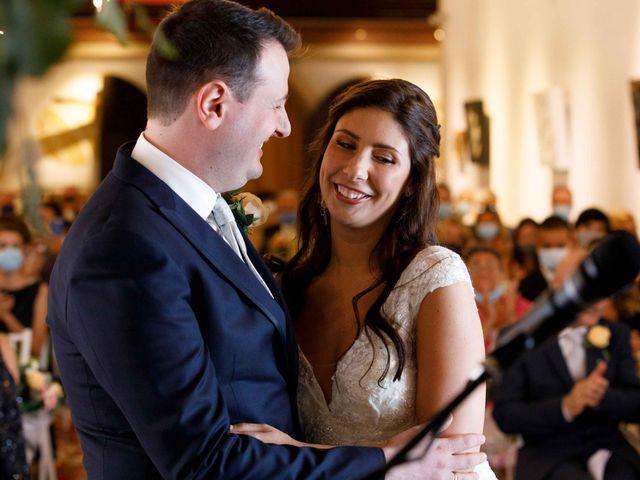 Il matrimonio di Matteo e Lisa a Monticelli Brusati, Brescia 66