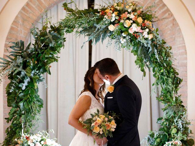 Il matrimonio di Matteo e Lisa a Monticelli Brusati, Brescia 71