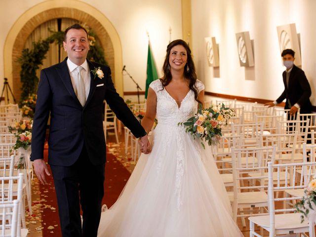 Il matrimonio di Matteo e Lisa a Monticelli Brusati, Brescia 72