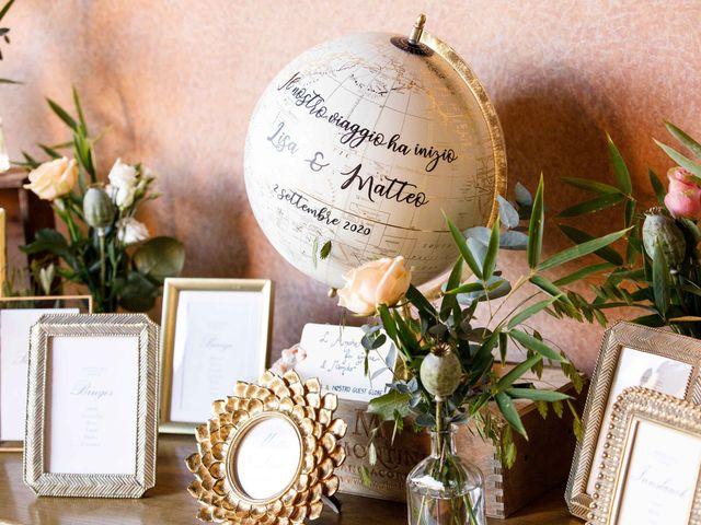 Il matrimonio di Matteo e Lisa a Monticelli Brusati, Brescia 76