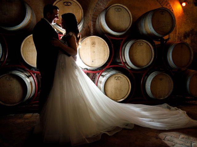 Il matrimonio di Matteo e Lisa a Monticelli Brusati, Brescia 82