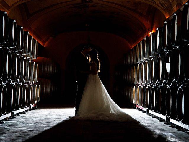 Il matrimonio di Matteo e Lisa a Monticelli Brusati, Brescia 84