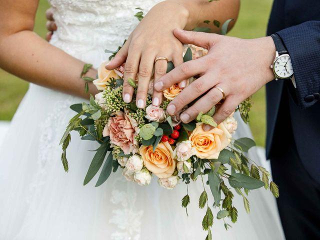 Il matrimonio di Matteo e Lisa a Monticelli Brusati, Brescia 100