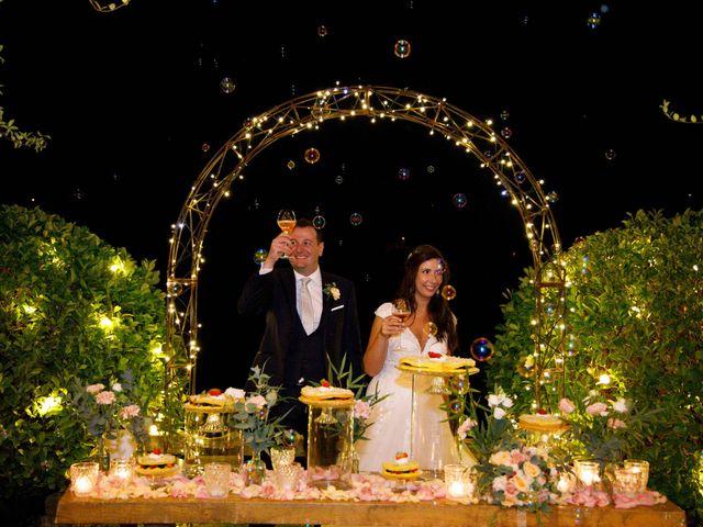Il matrimonio di Matteo e Lisa a Monticelli Brusati, Brescia 117