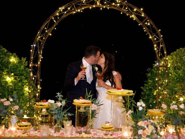 Il matrimonio di Matteo e Lisa a Monticelli Brusati, Brescia 118