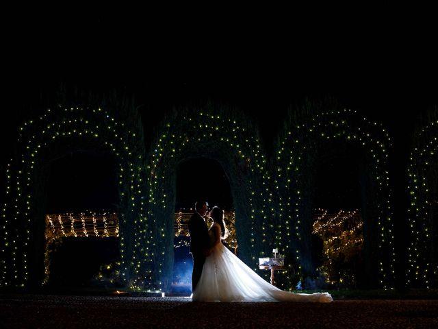 Il matrimonio di Matteo e Lisa a Monticelli Brusati, Brescia 120