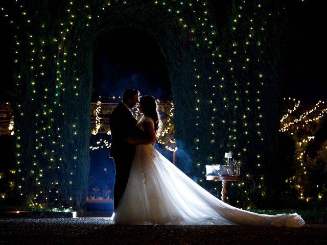 Il matrimonio di Matteo e Lisa a Monticelli Brusati, Brescia 121