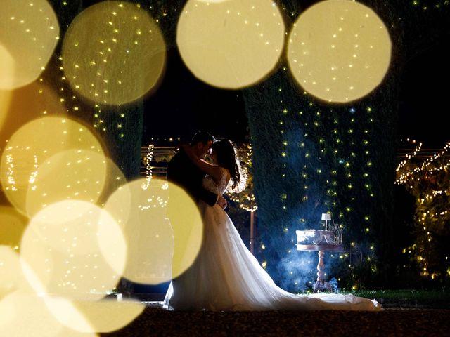 Il matrimonio di Matteo e Lisa a Monticelli Brusati, Brescia 122