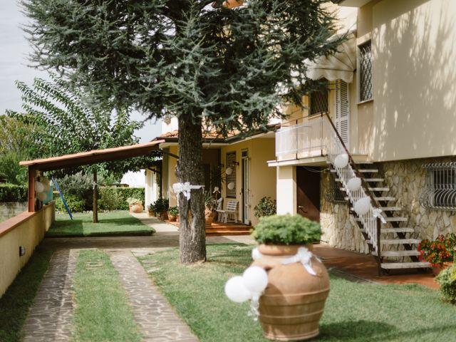 Il matrimonio di Lara e Andrea a Pietrasanta, Lucca 2