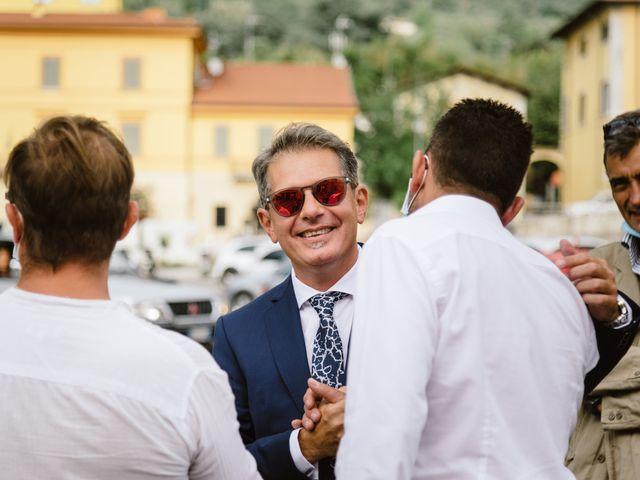 Il matrimonio di Lara e Andrea a Pietrasanta, Lucca 15