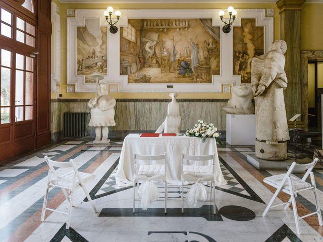 Il matrimonio di Lara e Andrea a Pietrasanta, Lucca 16