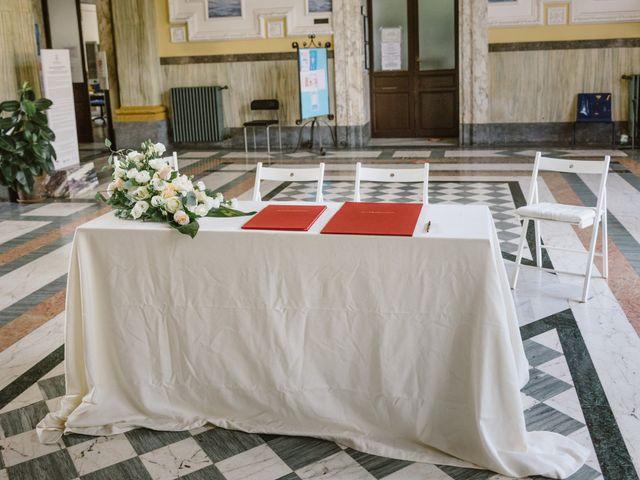 Il matrimonio di Lara e Andrea a Pietrasanta, Lucca 18