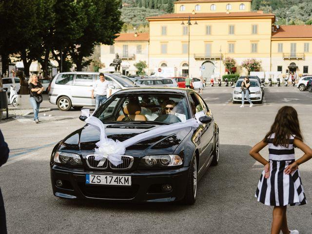 Il matrimonio di Lara e Andrea a Pietrasanta, Lucca 19