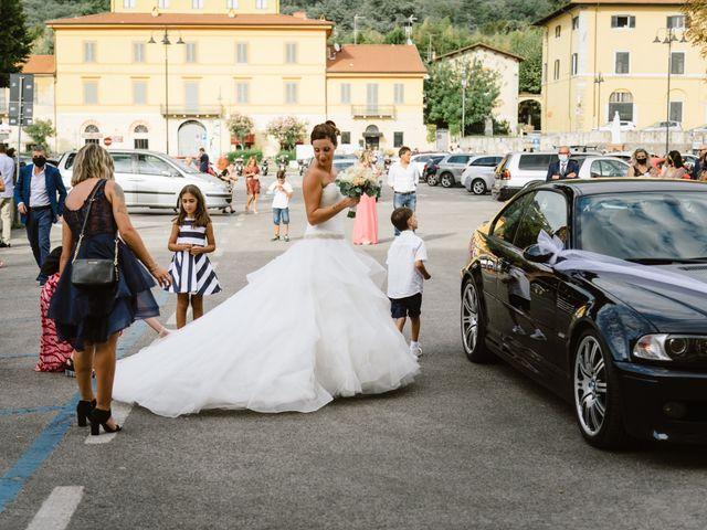 Il matrimonio di Lara e Andrea a Pietrasanta, Lucca 21