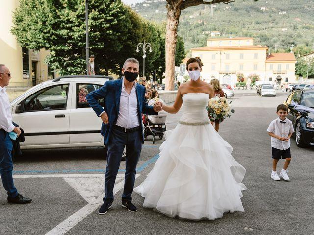 Il matrimonio di Lara e Andrea a Pietrasanta, Lucca 23