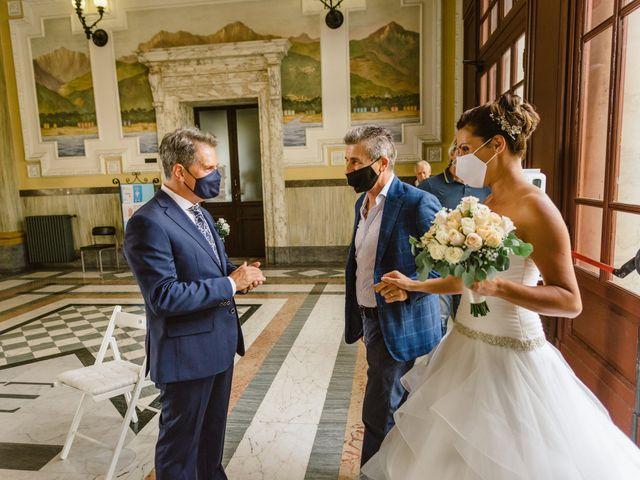 Il matrimonio di Lara e Andrea a Pietrasanta, Lucca 24