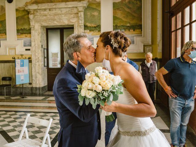 Il matrimonio di Lara e Andrea a Pietrasanta, Lucca 25