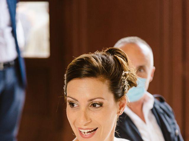 Il matrimonio di Lara e Andrea a Pietrasanta, Lucca 26