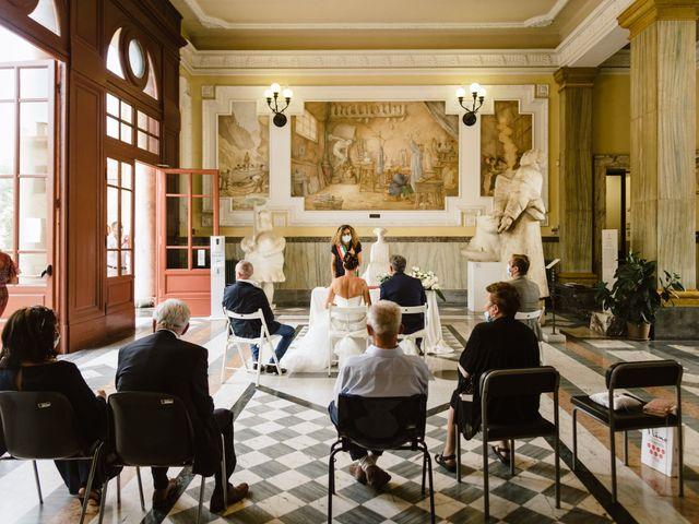 Il matrimonio di Lara e Andrea a Pietrasanta, Lucca 27