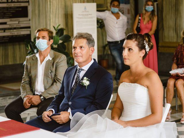 Il matrimonio di Lara e Andrea a Pietrasanta, Lucca 29