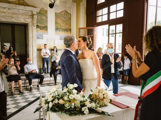 Il matrimonio di Lara e Andrea a Pietrasanta, Lucca 31