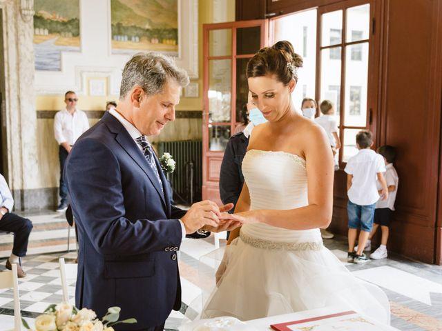 Il matrimonio di Lara e Andrea a Pietrasanta, Lucca 33