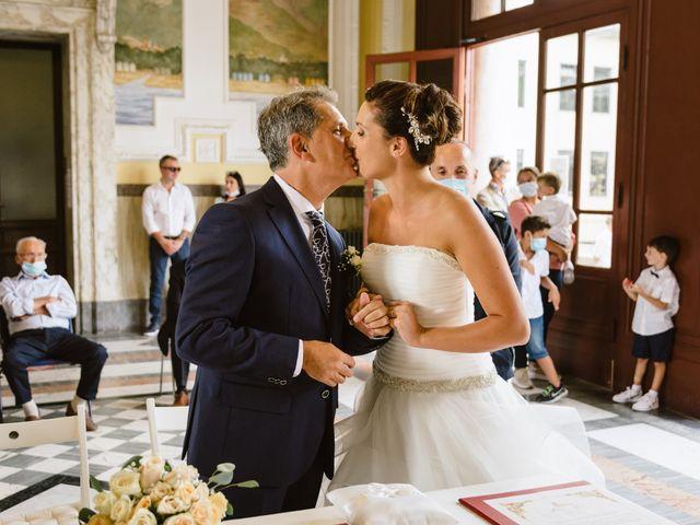 Il matrimonio di Lara e Andrea a Pietrasanta, Lucca 36