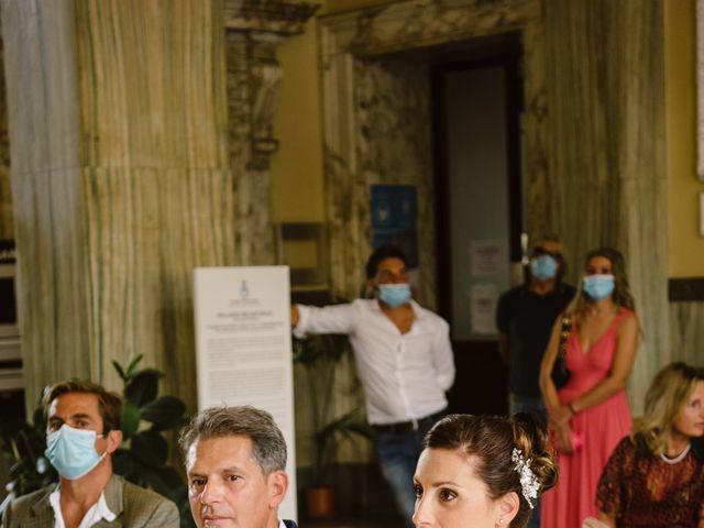 Il matrimonio di Lara e Andrea a Pietrasanta, Lucca 37