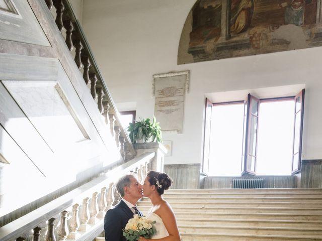 Il matrimonio di Lara e Andrea a Pietrasanta, Lucca 40
