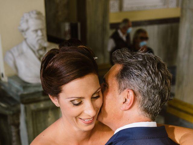 Il matrimonio di Lara e Andrea a Pietrasanta, Lucca 41