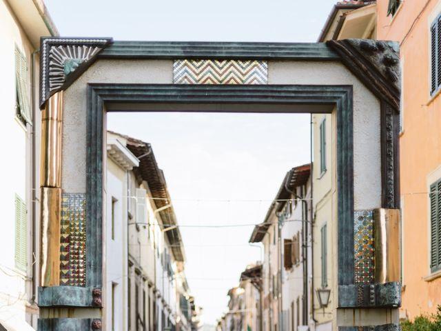 Il matrimonio di Lara e Andrea a Pietrasanta, Lucca 46