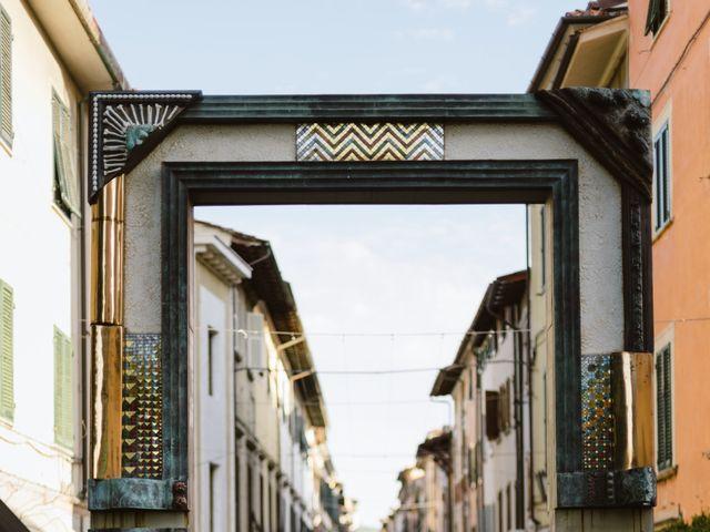 Il matrimonio di Lara e Andrea a Pietrasanta, Lucca 50