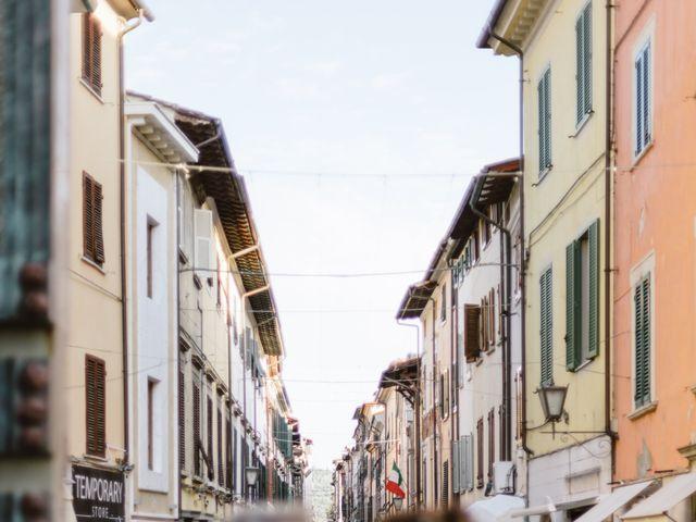 Il matrimonio di Lara e Andrea a Pietrasanta, Lucca 53