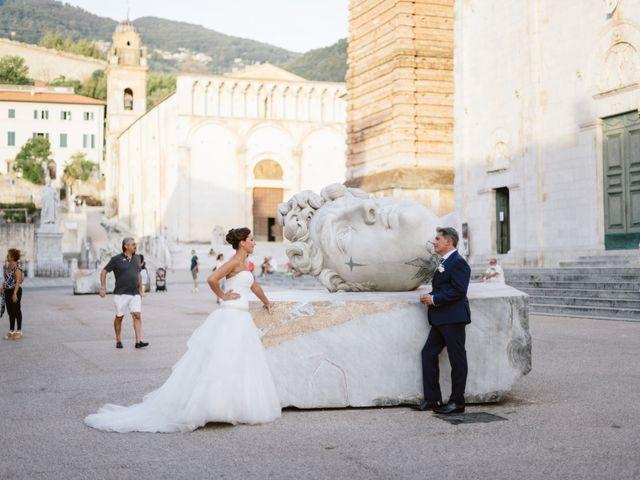 Il matrimonio di Lara e Andrea a Pietrasanta, Lucca 67