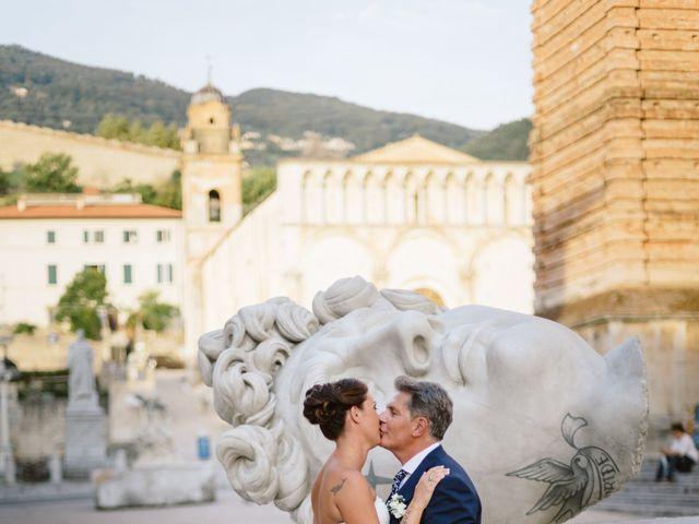 Il matrimonio di Lara e Andrea a Pietrasanta, Lucca 69