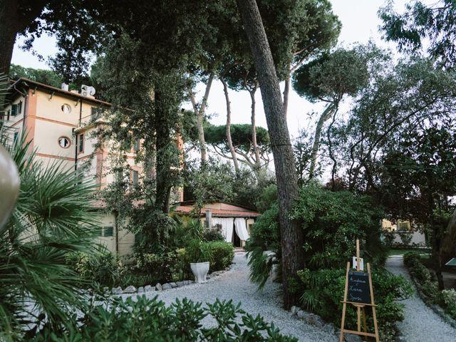 Il matrimonio di Lara e Andrea a Pietrasanta, Lucca 80